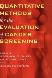 Book Cover Quantitative Methods of Evaluation of Cancer Screening