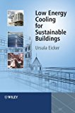 Book Cover Low Energy Cooling for Sustainable Buildings