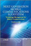 Book Cover Next Generation Mobile Communications Ecosystem: Technology Management for Mobile Communications