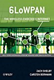 Book Cover 6LoWPAN: The Wireless Embedded Internet
