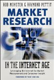 Book Cover Market Research in the Internet Age: Leveraging the Internet for Market Measurement and Consumer Insight