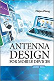 Book Cover Antenna Design for Mobile Devices