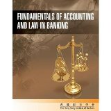 Book Cover Fundamentals of Accounting and Law in Banking
