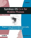 Book Cover Symbian OS C++ for Mobile Phones: Programming with Extended Functionality and Advanced Features (Symbian Press)