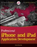 Book Cover Professional iPhone and iPad Application Development