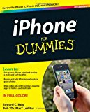 Book Cover iPhone for Dummies