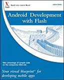 Book Cover Android Development with Flash: Your visual blueprint for developing mobile apps