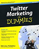 Book Cover Twitter Marketing For Dummies
