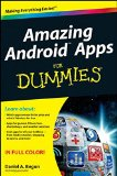 Book Cover Amazing Android Apps For Dummies