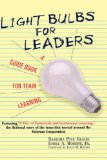 Book Cover Light Bulbs for Leaders: A Guide Book for Team Learning