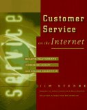 Book Cover Customer Service on the Internet: Building Relationships, Increasing Loyalty, and Staying Competitive