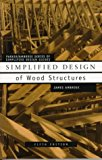 Book Cover Simplified Design of Wood Structures