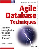 Book Cover Agile Database Techniques: Effective Strategies for the Agile Software Developer