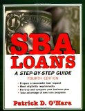 Book Cover SBA Loans: A Step-by-Step Guide