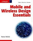 Book Cover Mobile and Wireless Design Essentials