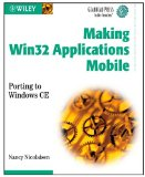 Book Cover Making WIN32 Applications Mobile
