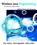 Book Cover Wireless Java Programming for Enterprise Applications: Mobile Devices Go Corporate