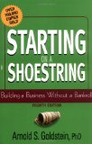 Book Cover Starting on a Shoestring: Building a Business Without a Bankroll
