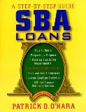 Book Cover SBA Loans: A Step-by-Step Guide, 3rd Edition