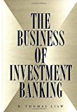 Book Cover The Business of Investment Banking