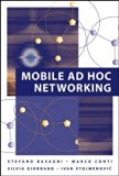 Book Cover Mobile Ad Hoc Networking
