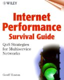 Book Cover Internet Performance Survival Guide: QoS Strategies for Multiservice Networks