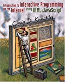 Book Cover Introduction to Interactive Programming on the Internet: Using HTML and JavaScript