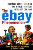 Book Cover The e-Bay Phenomenon: Business Secrets Behind the World's Hottest Internet Company