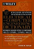 Book Cover English-Spanish, Spanish-English Electrical and Computer Engineering Dictionary