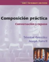 Book Cover Composicion practica: Conversacion y repaso, 2001 Internet Edition