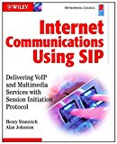 Book Cover Internet Communications Using SIP