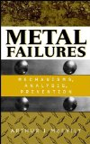 Book Cover Metal Failures: Mechanisms, Analysis, Prevention