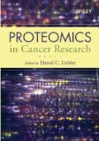 Book Cover Proteomics in Cancer Research