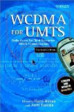 Book Cover WCDMA for UMTS: Radio Access for Third Generation Mobile Communications, Revised Edition