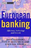 Book Cover European Banking : Efficiency, Technology and Growth