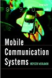 Book Cover Mobile Communication Systems
