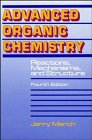 Book Cover Advanced Organic Chemistry: Reactions, Mechanisms, and Structure