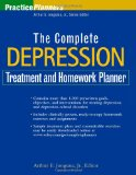 Book Cover The Complete Depression Treatment and Homework Planner