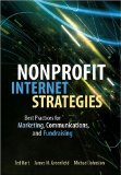 Book Cover Nonprofit Internet Strategies: Best Practices for Marketing, Communications, and Fundraising Success