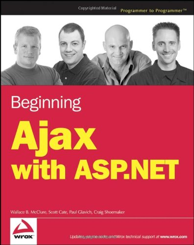 Book Cover Beginning Ajax with ASP.NET