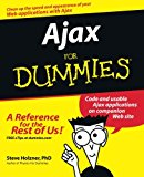 Book Cover Ajax For Dummies
