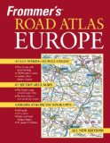 Book Cover Frommer's Road Atlas Europe