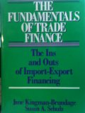 Book Cover The Fundamentals of Trade Finance: The Ins and Outs of Import-export Financing (Wiley Professional Banking and Finance Series)