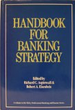 Book Cover Handbook for Banking Strategy