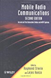 Book Cover Mobile Radio Communications (Wiley - IEEE)