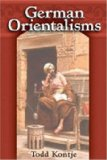Book Cover German Orientalisms
