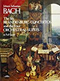 Book Cover The Six Brandenburg Concertos and the Four Orchestral Suites in Full Score (Dover Music Scores)