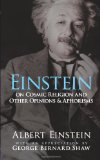 Book Cover Einstein on Cosmic Religion and Other Opinions and Aphorisms