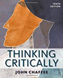 Book Cover Thinking Critically (Available Titles Aplia)