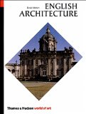 Book Cover English Architecture (World of Art)